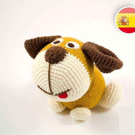 woofy crochet pattern in spanish