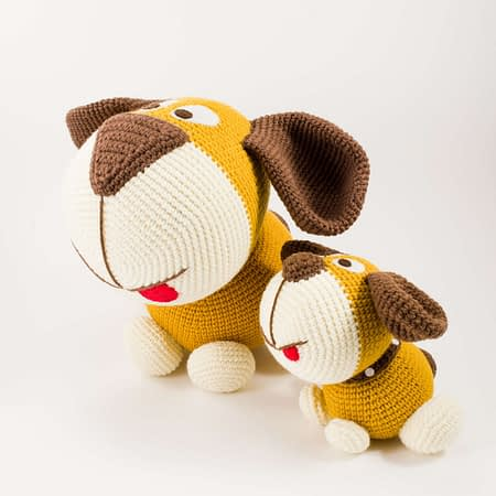 crochet dogs pattern bundle